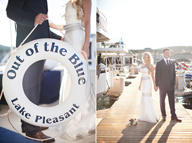 Wedding Blog Tying the Knot on a Yacht