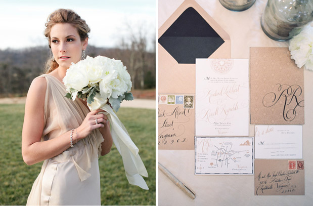 Wedding Blog New Years Styled Shoot by Eric Kelley Photography