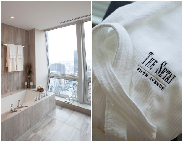 Wedding Blog Urban Honeymoons: The Setai Fifth Avenue