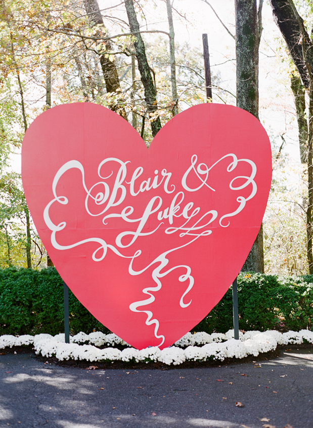 Wedding Blog Luke and Blairs Valentine Wedding
