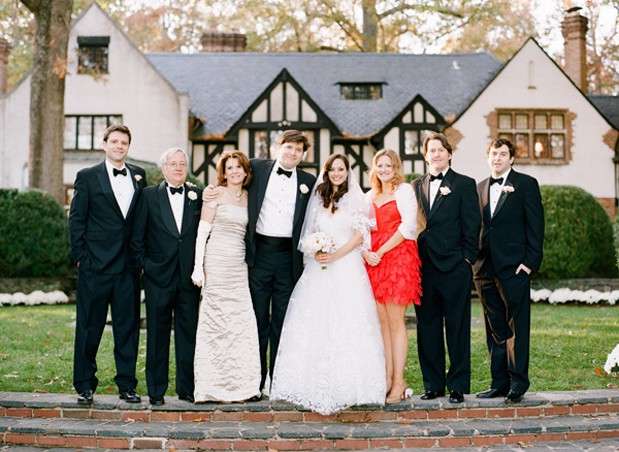Wedding Blog Luke and Blairs Valentine Wedding