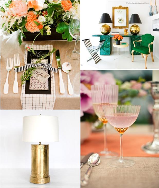 Wedding Blog DEPOSIT A GIFT: REGISTRY INSPIRATION