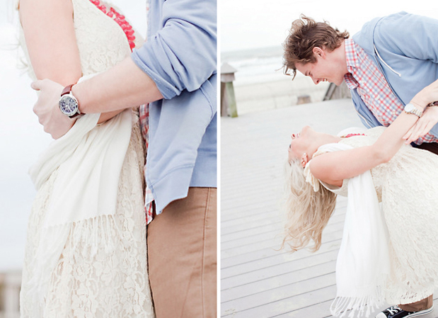 Wedding Blog All It Takes Is a Necklace