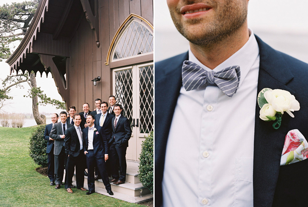 Wedding Blog New York Yacht Club Wedding