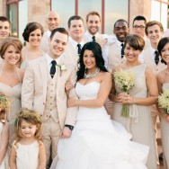 Rustic Ballroom Wedding by Josh McCullock