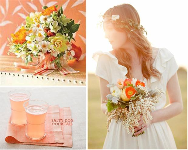 Wedding Blog Spring Flowers