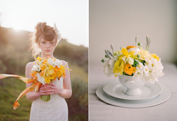 Wedding Blog Spring Flowers
