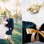 Matt and Lizzie: Scottish Wedding by Clary Photo
