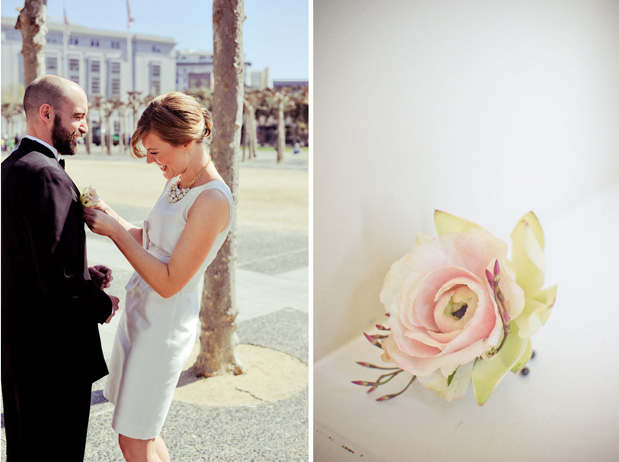 Wedding Blog Kate Spade Elopement