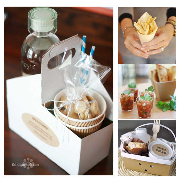 Wedding Blog Garnish: Package Lifes Moments