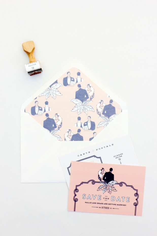 Wedding Blog MaeMae Paperie: A Closer Look!