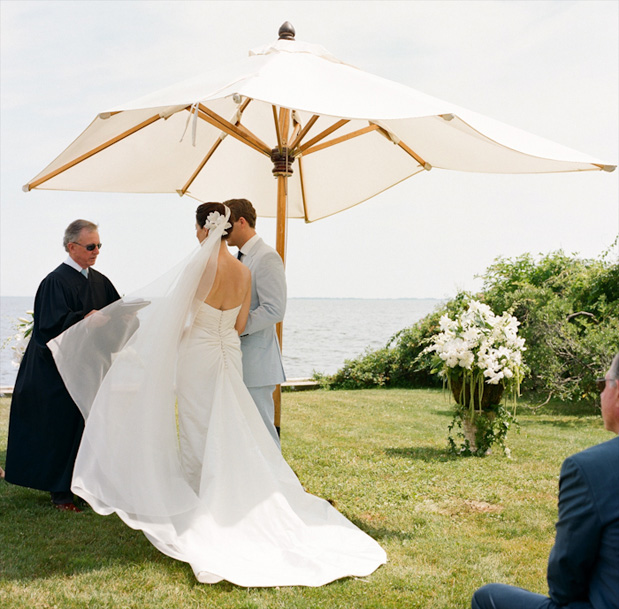 Real New England Weddings: New England Wedding By Karen Hill Photography