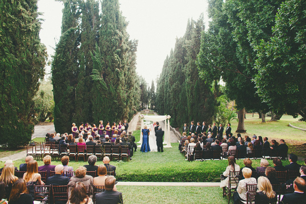 Wedding Blog Tuscany Wedding in California