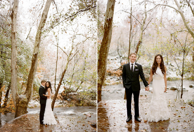 Wedding Blog Winter Wedding at LAuberge de Sedona