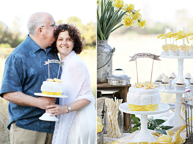 Wedding Blog Styled Anniversary Shoot