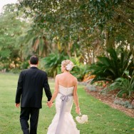 Marie Selby Gardens Florida Wedding