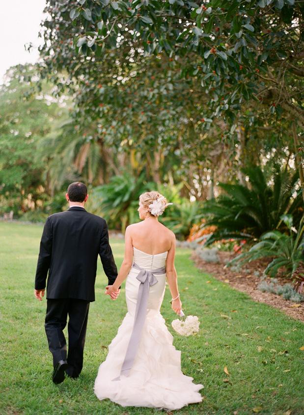 Wedding Blog Marie Selby Gardens Florida Wedding