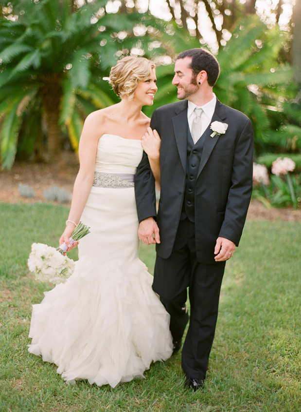 Wedding Blog Marie Selby Gardens Florida Wedding
