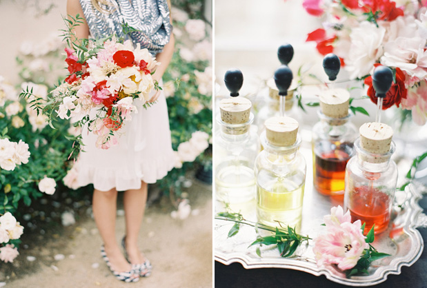 Wedding Blog Bridesmaids & Custom Perfume Bars