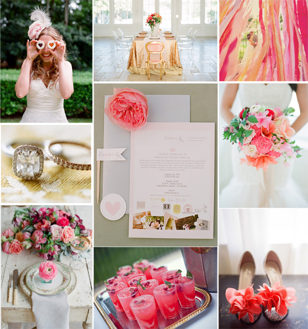 Wedding Blog Lover.ly Inspiration