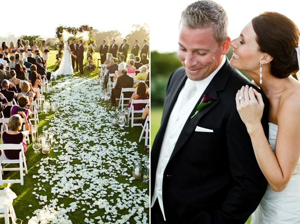 Wedding Blog Montecito Wedding by Mike Larson