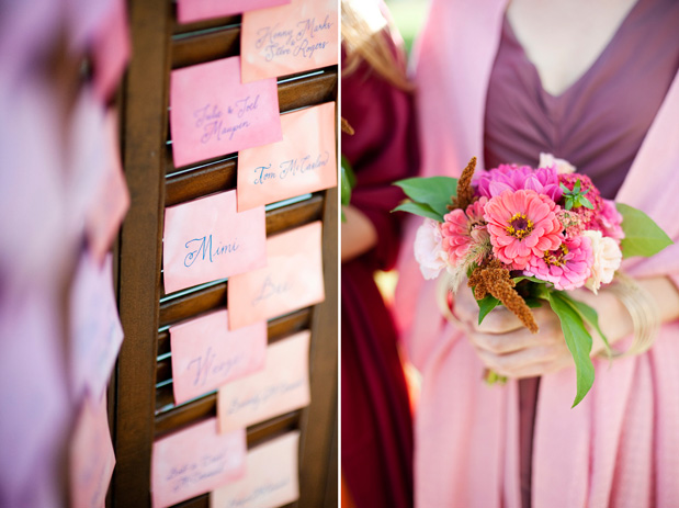 Wedding Blog Pink Watercolor Wedding at Swift Level Farm
