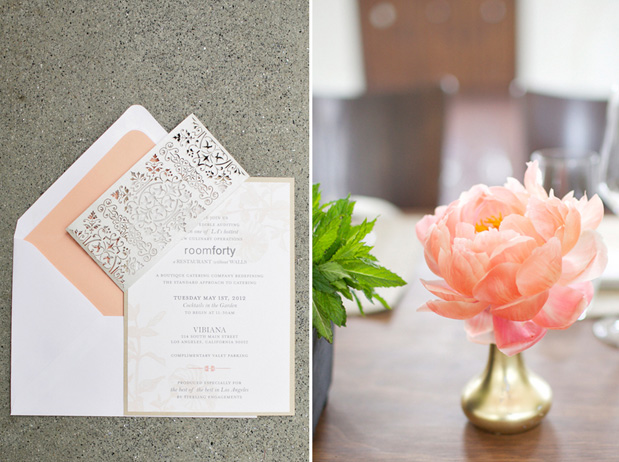 Wedding Blog Vibiana Edible Auditing with Room Forty