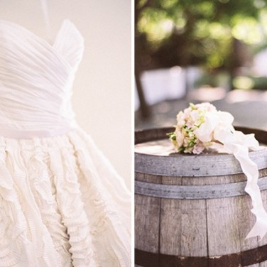 Wente Vineyards Wedding by Bret Cole