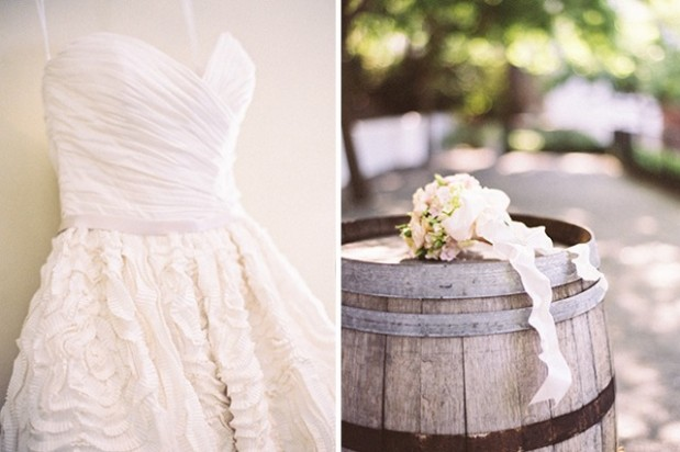 Wedding Blog Wente Vineyards Wedding by Bret Cole