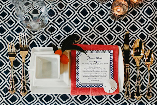 Wedding Blog Nautical Inspiration