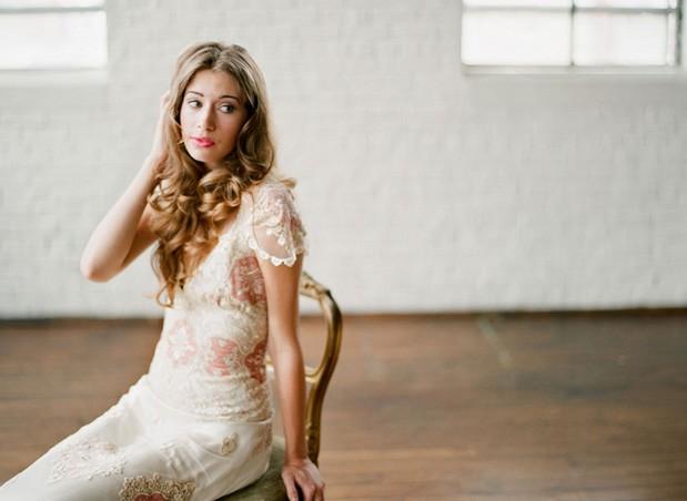 Wedding Blog Claire Pettibone & Atlanta Wedding Inspiration