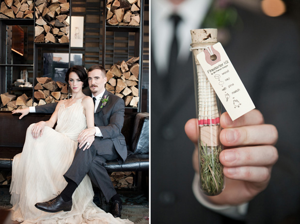Wedding Blog NYC Rustic Modern Wedding Inspiration