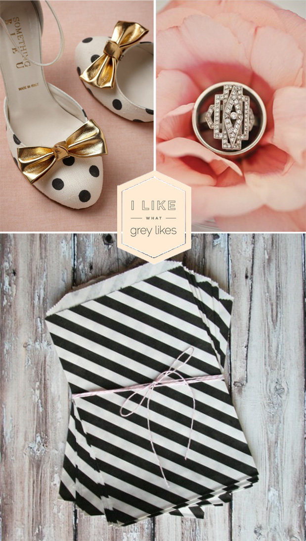 Wedding Blog Dots & Stripes