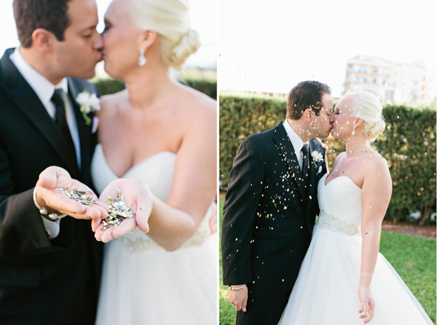 Wedding Blog Sequined Wedding!