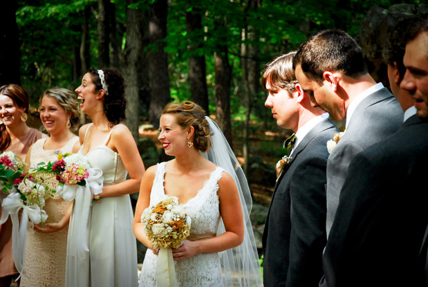 Wedding Blog Virginia Mountain Wedding