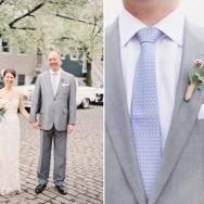 Brooklyn Spring Wedding at Liberty Warehouse