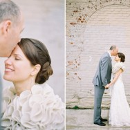 Brooklyn Spring Wedding at Liberty Warehouse