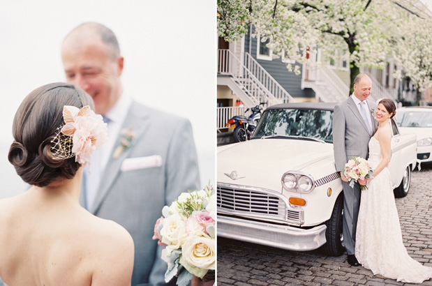 Wedding Blog Brooklyn Spring Wedding at Liberty Warehouse