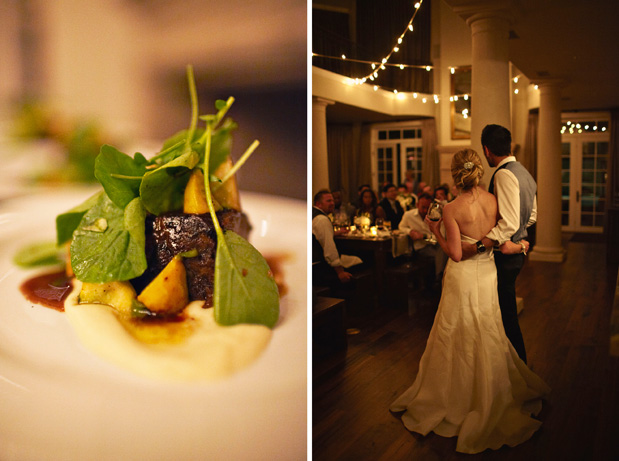 Wedding Blog A 7 Course Wedding Feast