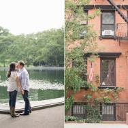 New York Engagement | Urban Love