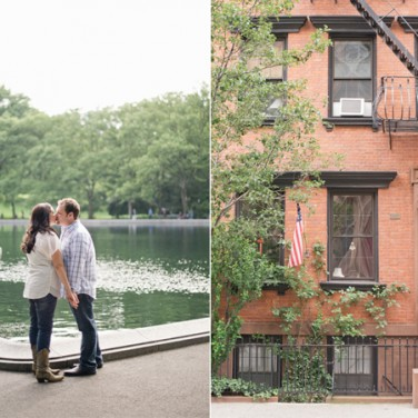 New York Engagement | Urban Love