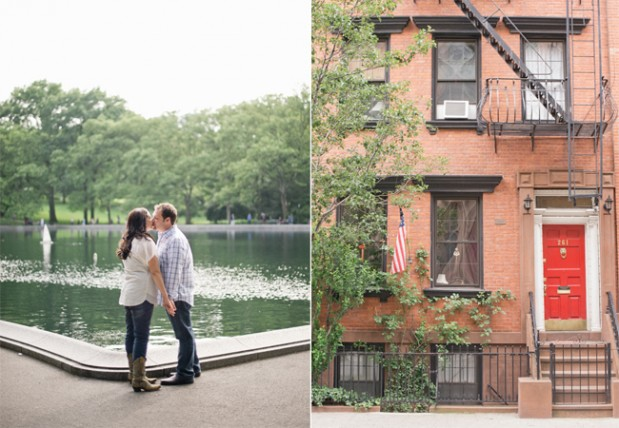 Wedding Blog New York Engagement | Urban Love