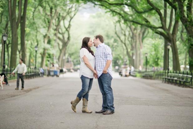 Wedding Blog New York Engagement | Urban Love