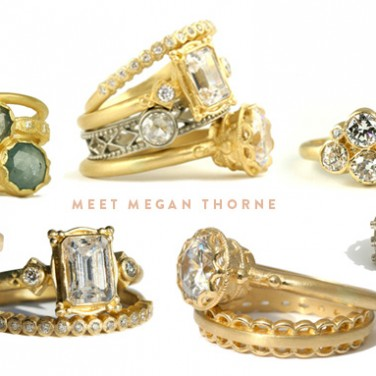 MEGAN THORNE RINGS