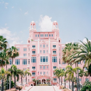 Don Cesar: Florida Wedding at the Pink Castle
