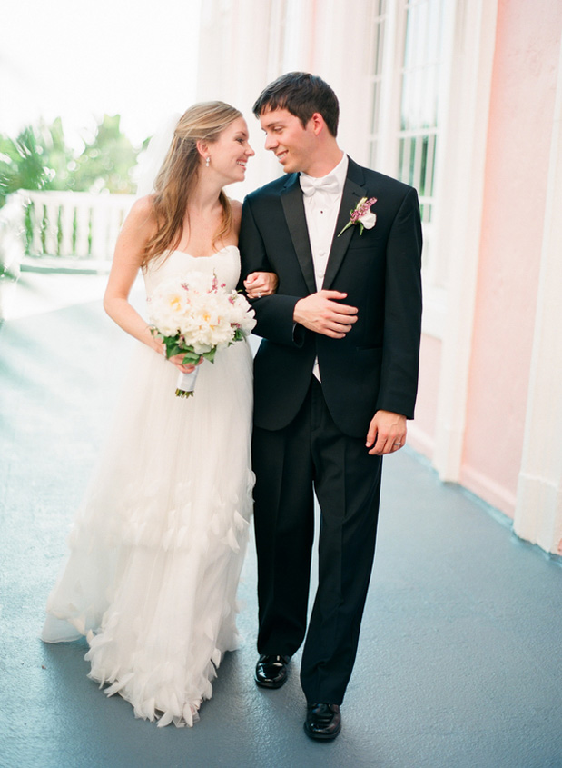 Wedding Blog Don Cesar: Florida Wedding at the Pink Castle