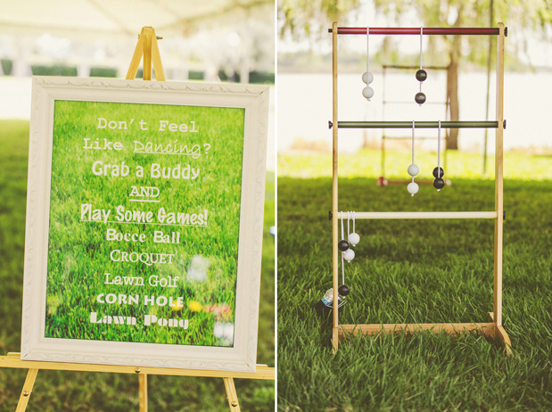 Wedding Blog Afternoon Croquet + Nuptials