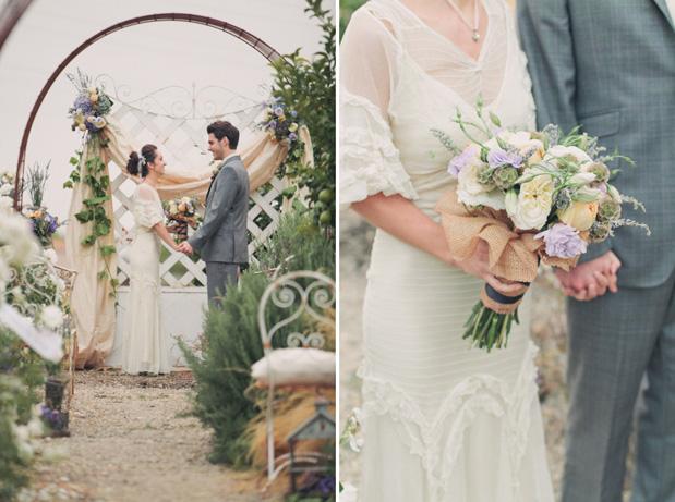 Wedding Blog French Garden Inspiration