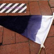 DIY OMBRE FLAGS