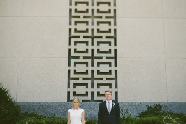 Wedding Blog Los Angeles Temple Wedding Anthro Style